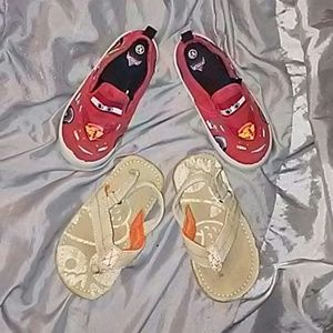 Other - Boys Size 10/11 Shoes Bundle